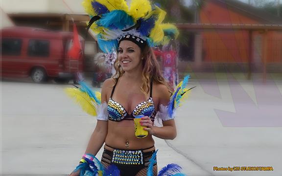 Tampa Carnival 2019